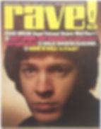 jimi hendrix magazine/rave may 68/spain musica '68