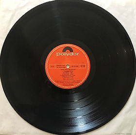jimi hendrix vinyls collector/the cry of love 1980 spanish