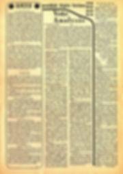 jimi hendrix mewspaper 1968 /helix november 21 1968
