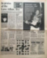 jimi hendrix newspaper collector/disc & music echo may 25 1968
