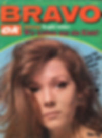 magazine collector/ bravo 8/67