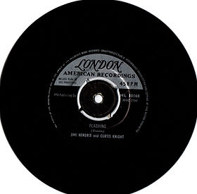 jimi hendrix collector singles vinyls 45t/flashing turkey 1967