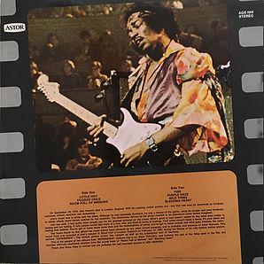 jimi hendrix album vinyl/ more experience 1973 australia
