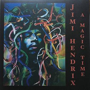 jimi hendrix bootleg vinyl album/ live in munster