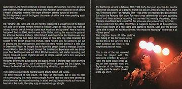 jimi hendrix bootleg cd /royal albert hall  february 18 1969