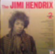 jimi hendrix vinyl/wild man of pop plays vol2