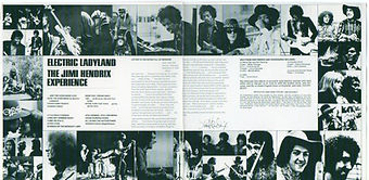 jimi hendrix cd/electric ladyland japan 1991