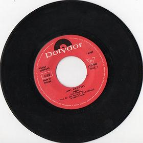 jimi hendrix vinyls singles/angel portgal polydor 1971