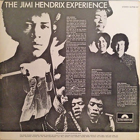 jimi hendrix rotily patrick vinyls/ are you experienced reussue australia 1985
