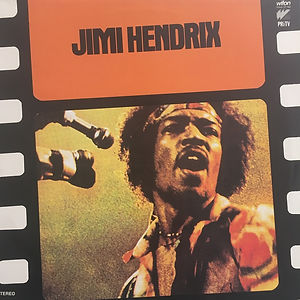 jimi hendrix vinyls reissue /  jimi hendrix  wifon