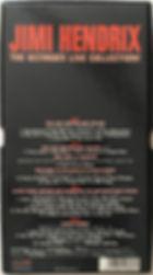 jimi hendrix box cd bootleg album/the ultimate live collection !