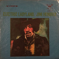 hendrix rotily vinyl collector/electric ladyland 1977