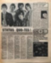 jimi hendrix newspaper collector/disc music echo march 2 1968