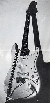 jimi hendrix cd bootlegs/guitar & amps 1988