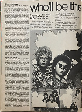 jimi henrix magazine 1969/rave april 1969