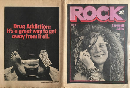 jimi hendrix newspapers 1970 / rock  november 15,  1970