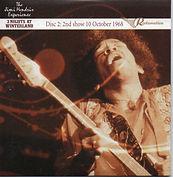 jimi hendrix bootlegs cd/disc 2 : 2nd show 10/10/68