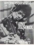 jimi hendrix rotily magazine collector/teenbeat 7/1967
