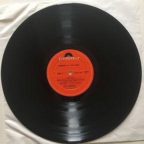 jimi hendrix  vinyls 1972/hendrix in the west new zealand 1972