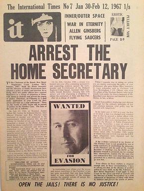 jimi hendrix magazines collector 1967 /  it  n°7 jan.30  1967