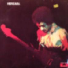jimi hendrix rotily vinyls collector/ band of gypsys germany 1970