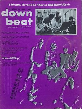 jimi hendrix magazines 1970 death/ down beat : october 29, 1970