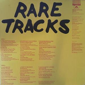 jimi hendrix album vinyl / rare tracks 1976