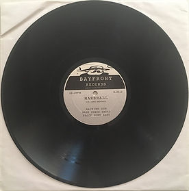 jimi hendrix vinyls bootlegs/gypsy on cloud nine /side 4 : bayfront  records