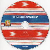 jimi hendrix bootlegs cd album/the black elvis plays america