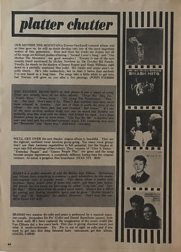 jimi hendrix magazines 1970 / hit parader: january 1970 /review: smash hits