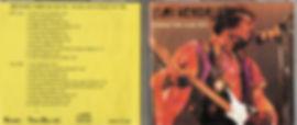 jimi hendrix bootlegs cd 1969/ gimme the glad eye