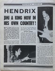Magazine 1968 part2 | jimi rotily jimi hendrix collector vinyls