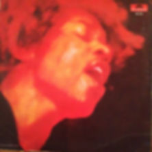 jimi hendrix rotily vinyls collector /electric ladyland  vol 1