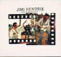 jimi hendrix bootleg cd album/live at woodstock