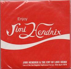jimi hendrix bootlegs cds 1970 / enjoy jimi hendrix