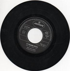 jimi hendrix vinyls collector / single : 69 freedom