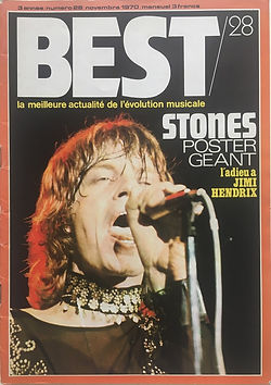 jimi hendrix magazines 1970 death/ best : november1970