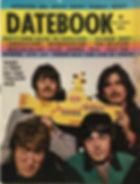 jimi hendrix magazine 1968 / datebook november 1968