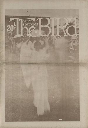 jimi hendrix newspapers: the great speckled bird /  September 28, 1970