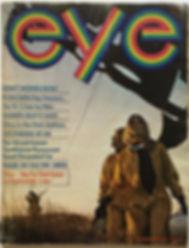 eye/jimi hendrix magazine collector march 1968