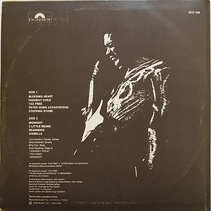 jimi hendrix vinyls collector 1972/ war heroes israel