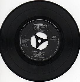 jimi hendrix eps vinyls/gypsy eyes track records 1971