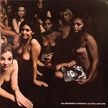 jimi hendrix rotily patrick /vinyls electric ladyland
