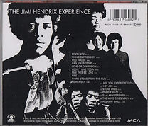 jimi hendrix rotily cd/ are you experienced
