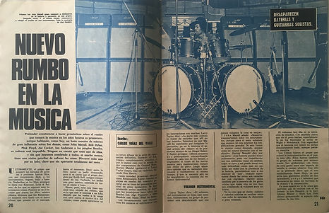 jimi hendrix magazines 1970 death / joven : november 7, 1970 / article