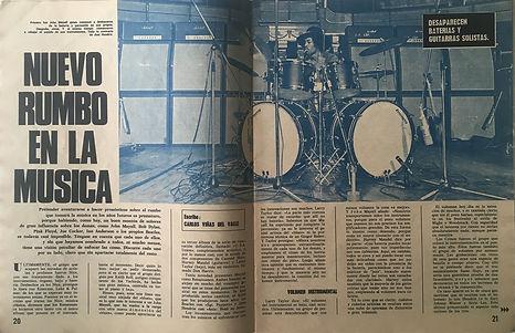 jimi hendrix magazines 1970 death / joven : november 7, 1970 / article