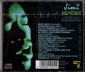 jimi hendrix rotily cd/ the official bootlegs album