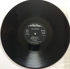 jimi hendrix album vinyl/more experience  side 2/ italy 1973