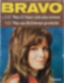 jimi hendrix magazine 1969/bravo february 10 1969