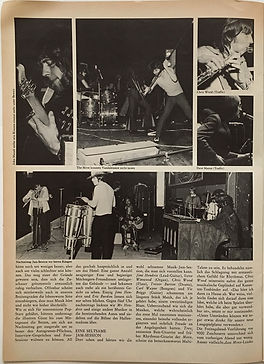jimi hendrix magazine /pop july 1968/pop monsterkonzert zurich part 3